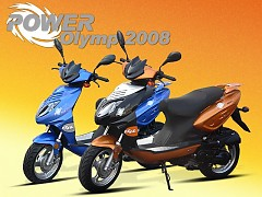 Teamsix Scooter Olymp 50